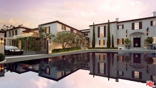 Ngôi nhà đắt nhất bang California có giá khoảng 4,5 nghìn tỷ đồng. (Nguồn: BI)