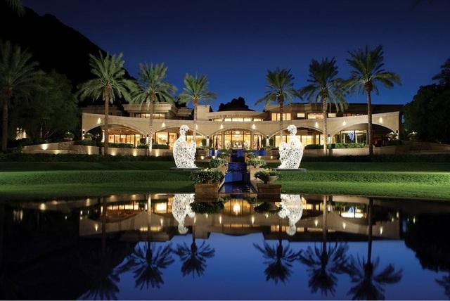 Ngôi biệt thự đắt nhất bang Arizona với giá khoảng 498,75 tỷ đồng. (Nguồn: BI)