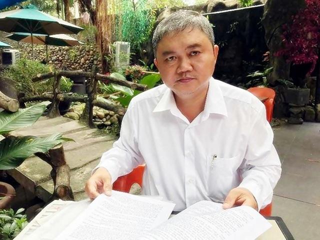 Luật sư Nguyễn Văn Nhàn