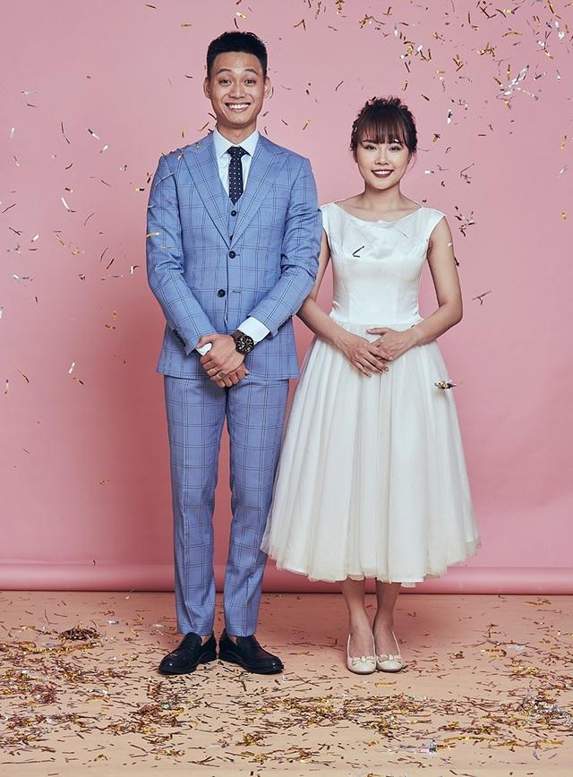 Trang Đinh và Nhật Anh đã có 3 năm hẹn hò, tìm hiểu nhau trước khi về một nhà