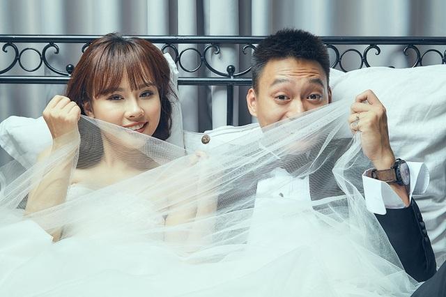 Trước đây, Nhật Anh từng thổ lộ anh thấy áy náy với bạn gái vì quá bận