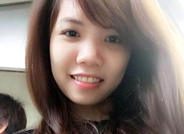 Chân dung nữ sinh du học tại Nhật Bản Bùi Thị Diện.