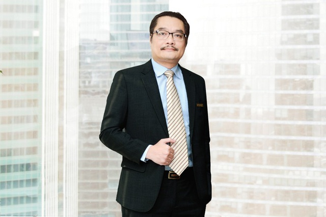 Ông Nguyễn Mạnh Quân - Phó Tổng Giám đốc được ABBANK giao nhiệm vụ và quyền hạn của tổng giám đốc từ ngày 12/1.