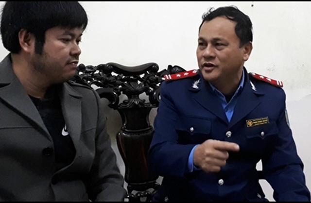 Ông Phan Ngọc Quyết thông tin tới PV Dân trí kết quả xác minh đơn tố cáo.