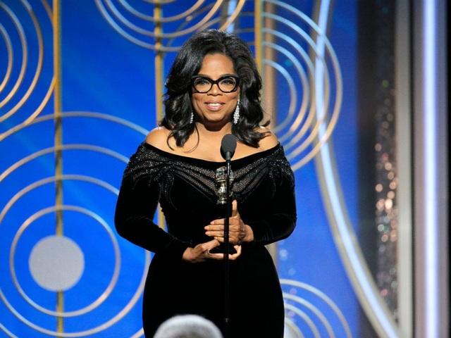 Người dẫn chương trình nổi tiếng Oprah Winfrey (Ảnh: ABC News)