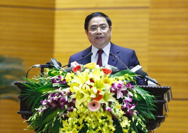 Trưởng Ban Tổ chức Trung ương Phạm Minh Chính chủ trì hội nghị tổng kết công tác xây dựng Đảng năm 2017.