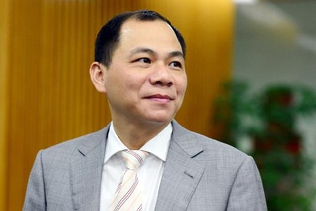 Tỷ phú giàu nhất Việt Nam liên tiếp rút vốn khỏi 2 doanh nghiệp - 1