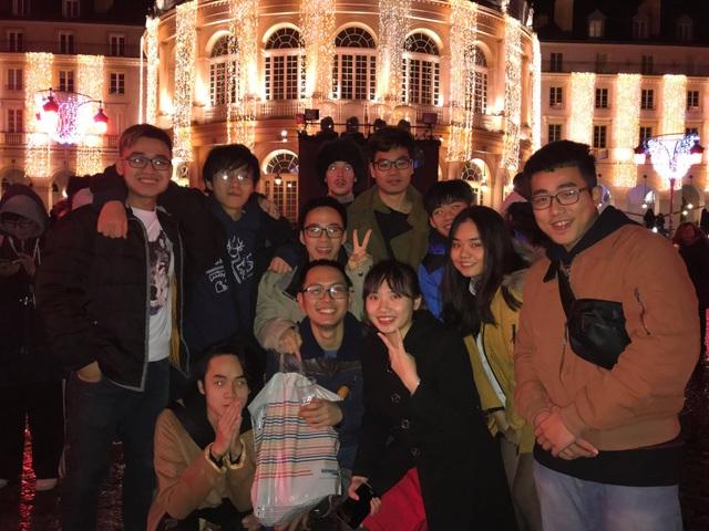 Náo nức không khí đón năm mới của du học sinh Việt trên thế giới - 16
