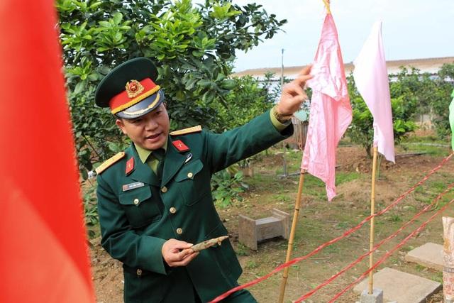 Đến ngày 11/1, Ban Chỉ huy quân sự tỉnh Hưng Yên xác định khối lượng đầu đạn lên tới gần 6 tấn.