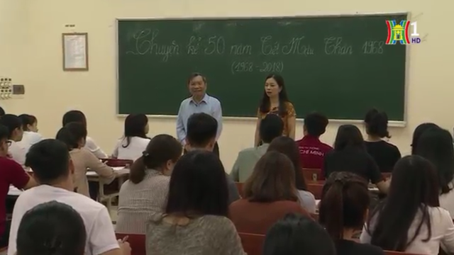 """Ra mắt phim tài liệu: """"Xuân 1968 - Báo chí đồng hành cùng dân tộc"""" - 4"""