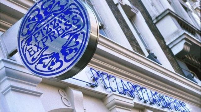 Pizza Express hiện có 300 cửa hàng tại Anh và một số nước như Mỹ.