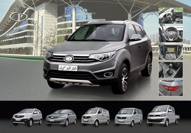 Neanara sẽ là thương hiệu ôtô dân sự đầu tiên của Bắc Triều Tiên (Ảnh:North Korean Economy Watch)