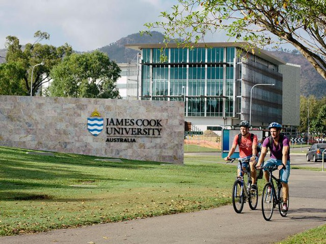 Đại học James Cook University – campus Brisbane