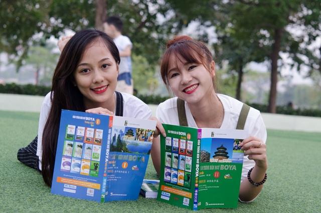 """Bộ """"Giáo trình Hán ngữ Boya"""" phù hợp cho người học ở trình độ sơ cấp và trung cấp."""