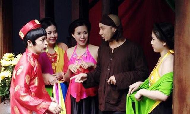 Hậu trường phim Việt ngày một táo bạo khiến khán giả nóng mắt - 2