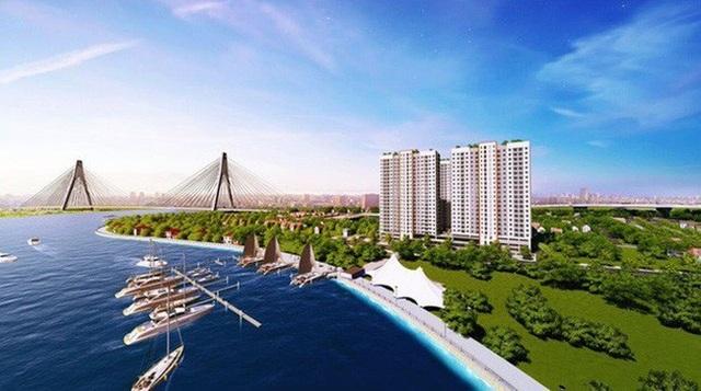 Samsora Riverside – Dự án lớn nhất cửa ngõ khu Đông mới được công bố