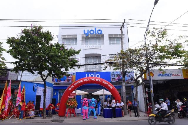 Khai trương Trung tâm mới YOLA THỦ ĐỨC, Quận Thủ Đức - 1