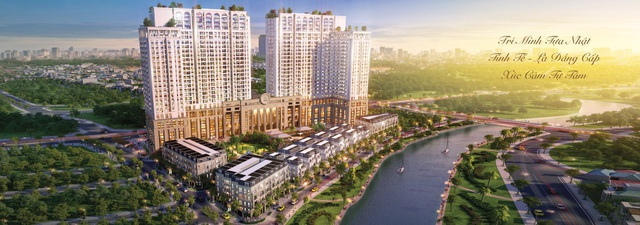 Ra mắt tháp B2 – Roman Plaza: Kinh doanh đắc lợi, tuyệt đỉnh an cư - 1