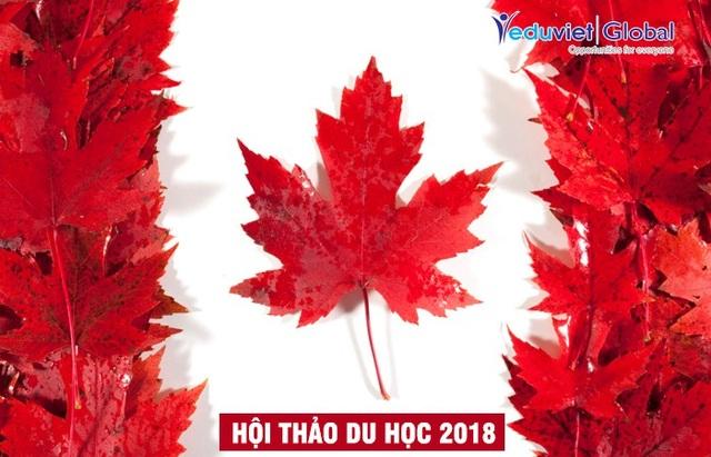 Du học Canada: Lộ trình thẳng tiến Đại học - Rộng mở định cư - 1