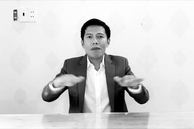 Diễn giả Nguyễn Duy Nhân.