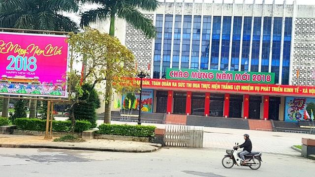 Trung tâm Văn hóa Thể thao tỉnh Thừa Thiên Huế
