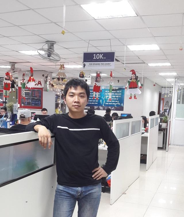 Anh Lê Biên Thuỳ - Giám đốc kỹ thuật sản phẩm tiếng Anh trực tuyến