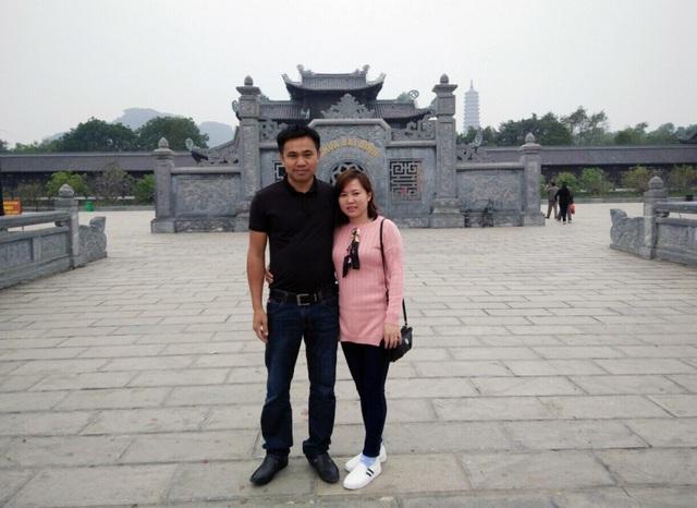Hạnh phúc của vợ chồng anh Phú - chị Yến vẹn tròn hơn khi con gái chào đời