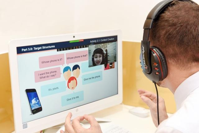 Công nghệ giúp bạn học tiếng Anh mọi lúc mọi nơi, thậm chí không cần đến lớp.