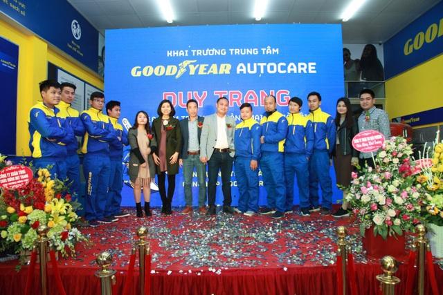 Goodyear tiếp tục mở rộng chuỗi Autocare tại Hà Nội - 2