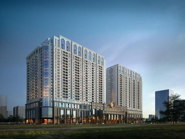 Roman Plaza – dự án có mật độ cư dân siêu thấp chỉ 870 hộ trên diện tích gần 4ha