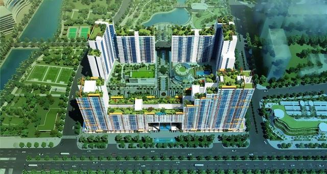 """Thiết kế """"Thuận Phong Tụ Thủy"""" giúp New City Thủ Thiêm tràn đầy vượng khí"""
