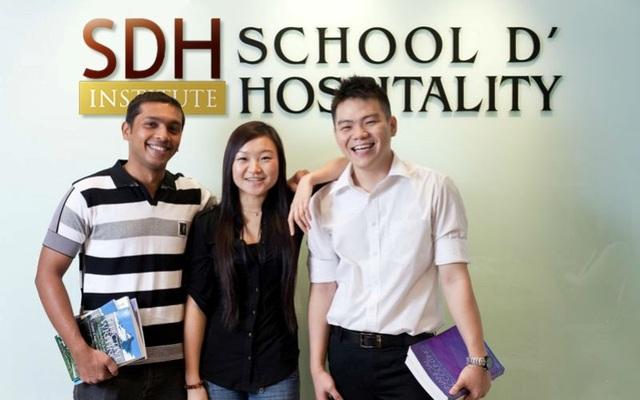 Học viện SDH Singapore hứa hẹn mang đến cho bạn trải nghiệm học tập đáng giá