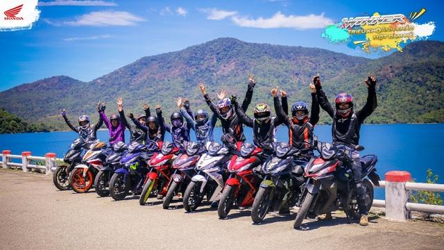 Hơn một năm qua, các CLB Honda Winner đã trở thành ngôi nhà thứ 2 của các anh em có chung niềm đam mê với chiếc xe này. Bài dự thi đạt giải Nhì của biker Nguyễn Quý Phương (CLB Winner The Joker)