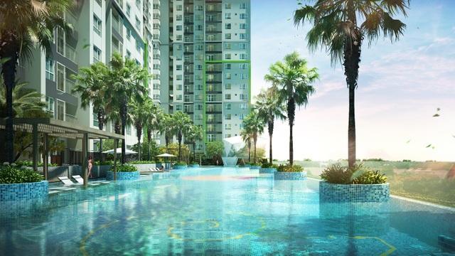 Seasons Avenue từng nhận giải Dự án Xanh tốt nhất tại PropertyGuru Vietnam Property Award.