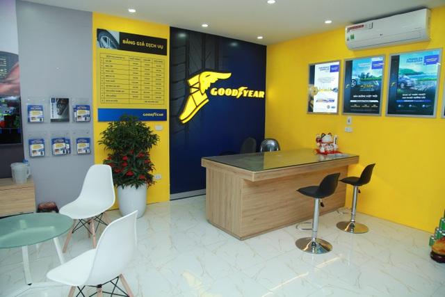 Goodyear tiếp tục mở rộng chuỗi Autocare tại Hà Nội - 3