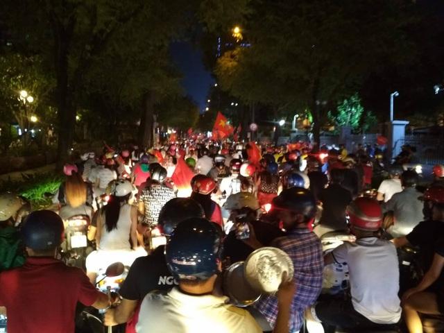 Đêm trắng sau chiến thắng lịch sử của U23 Việt Nam - 12