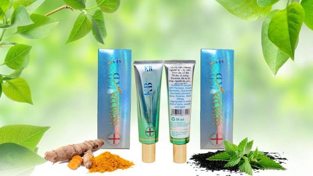 Kem da KB – Sản phẩm giúp dưỡng da an toàn và hiệu quả - 3