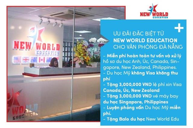 Du học New World Education tưng bừng khai trương chi nhánh tại Đà Nẵng - 4