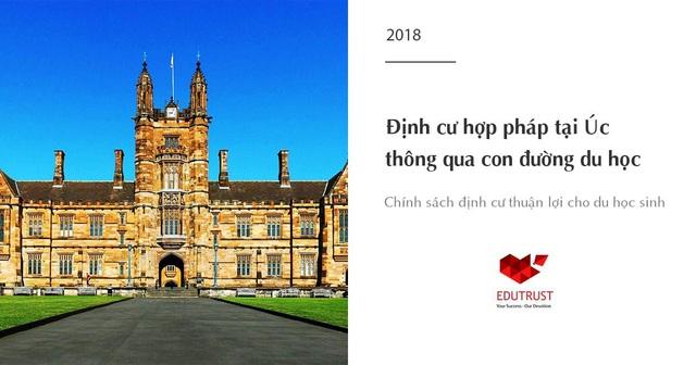 Những thông tin cần thiết và cập nhật nhất về du học và định cư Úc năm 2018 - 4