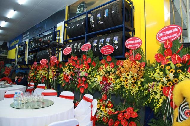 Goodyear tiếp tục mở rộng chuỗi Autocare tại Hà Nội - 4