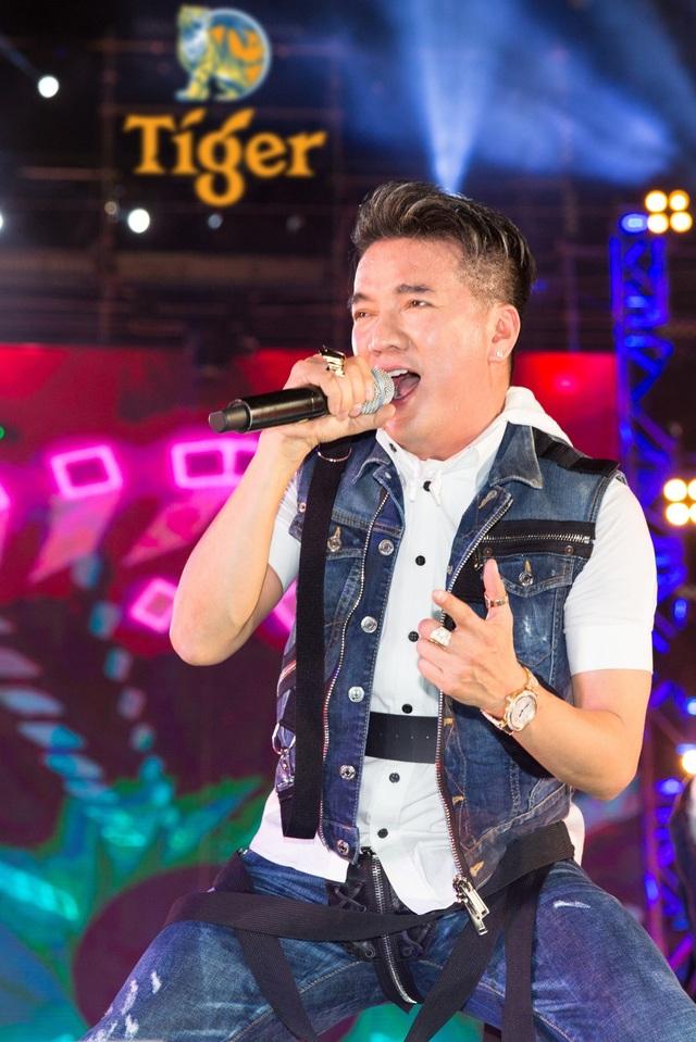 150.000 khán giả Sài Thành cuồng nhiệt với  dàn sao chào đón năm mới - 5