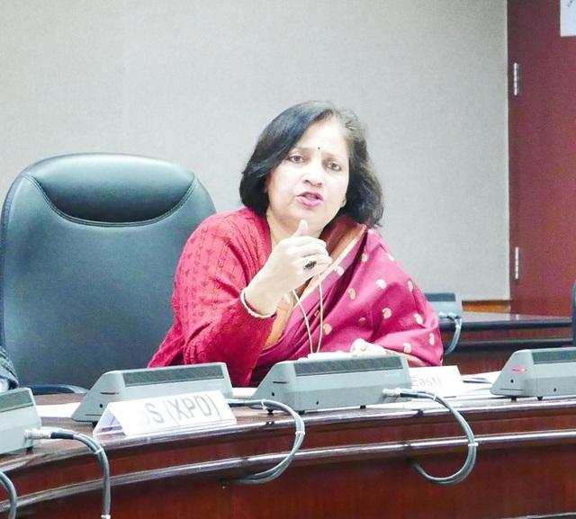 Thứ trưởng Ngoại giao Ấn Độ Preeti Saran