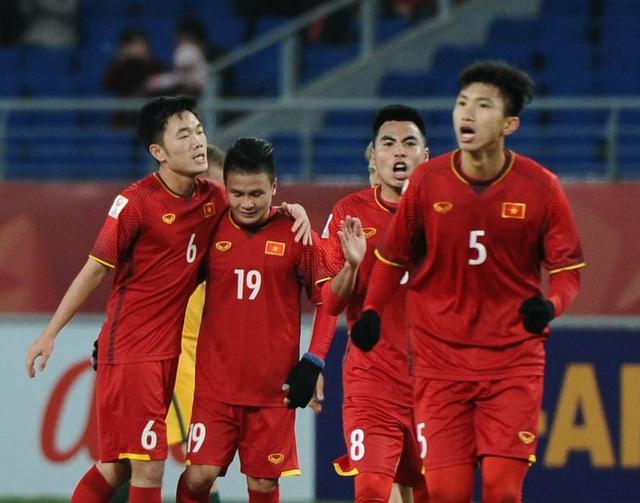 Quang Hải cho rằng sự tự tin là chìa khóa giúp U23 Việt Nam giành chiến thắng trước U23 Australia