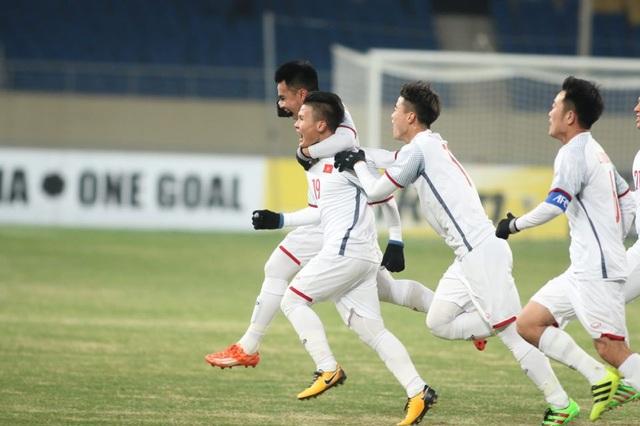 U23 Việt Nam đã có một trận đấu tốt trước U23 Hàn Quốc