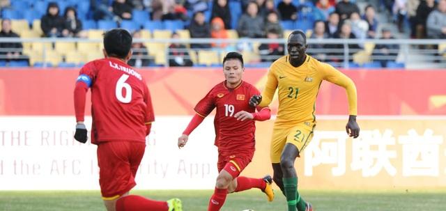 Quang Hải tiếp tục là điểm sáng của U23 Việt Nam