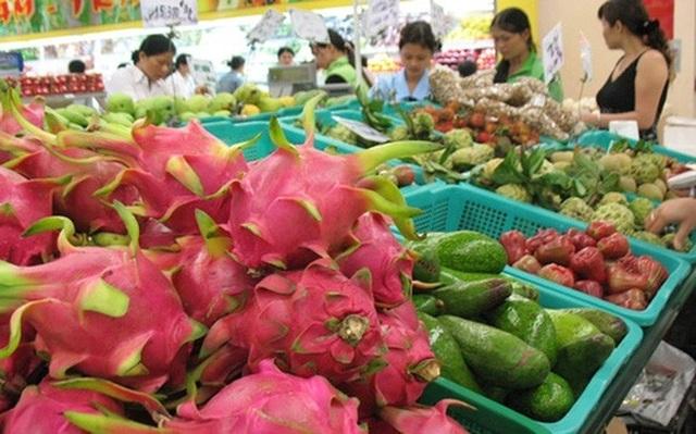 Rau quả xuất khẩu kim ngạch cao song chủ yếu xuất sang Trung Quốc theo đường tiểu ngạch, giá trị thấp, xuất khẩu thô
