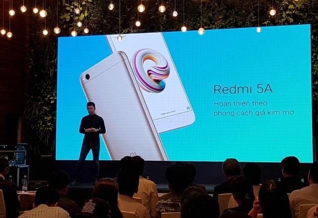 Ông Donovan Sung, Giám đốc quản lý sản phẩm và Marketing của Xiaomi toàn cầu
