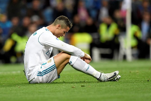 C.Ronaldo sẽ rời khỏi Real Madrid?