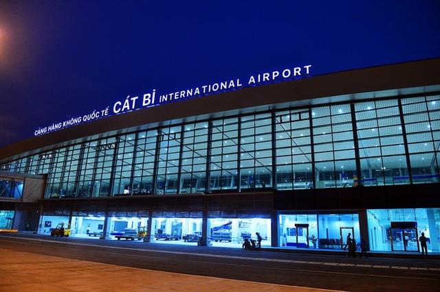 Sân bay Cát Bi (Hả Phòng)
