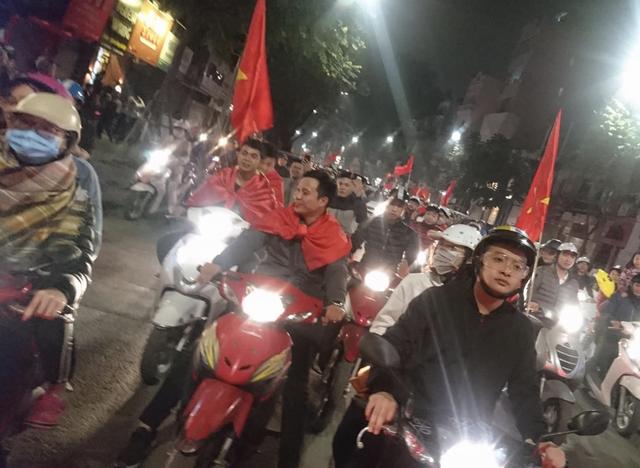 Đêm trắng sau chiến thắng lịch sử của U23 Việt Nam - 20